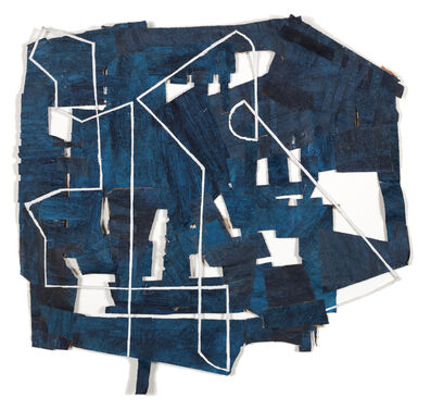 Aimée Farnet Siegel, 'Dueling, Not Dueling Paths', 2019
