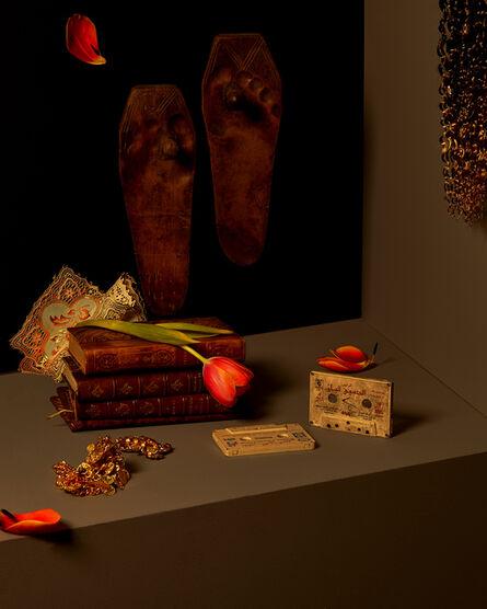 Maya-Inès Touam, 'Esquisse IV, Traces d'un Souvenir', 2021