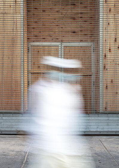 Sean Hemmerle, 'Man in White Suit, Fourteenth Street, NYC, 3 June 2020', 2020