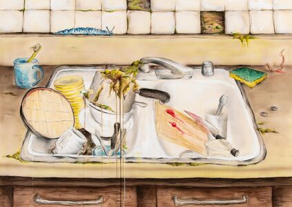 Mark Licari, 'Kitchen Sink', 2005