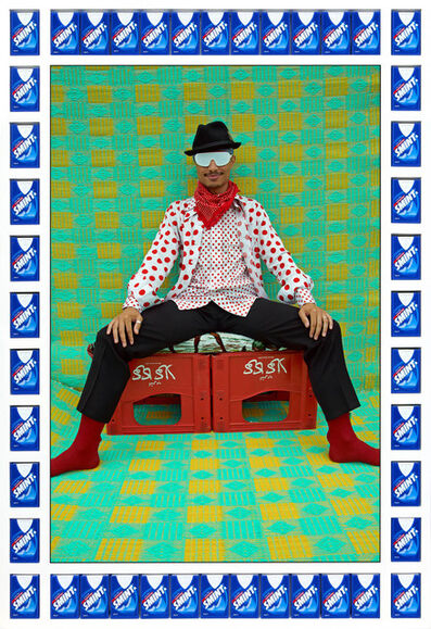 Hassan Hajjaj, 'Mr J. James', 2009/1430