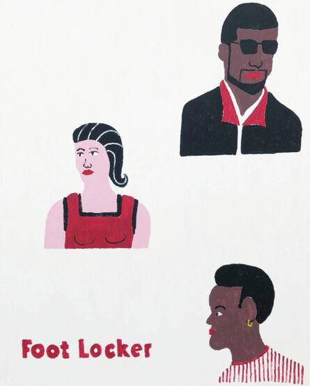 Ricardo Passaporte, 'Footlocker Customers', 2018
