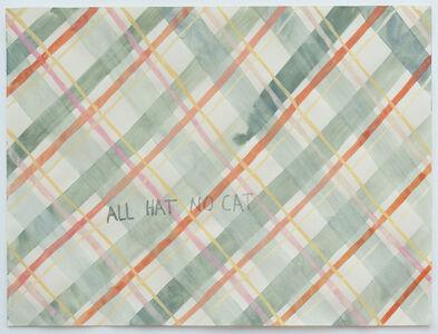 Julia Kuhl, 'All Hat No Cat', 2019