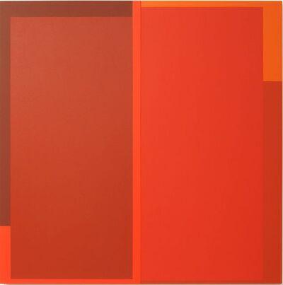 Richard Wilson (b.1944), 'Brickyard Cove', 2015