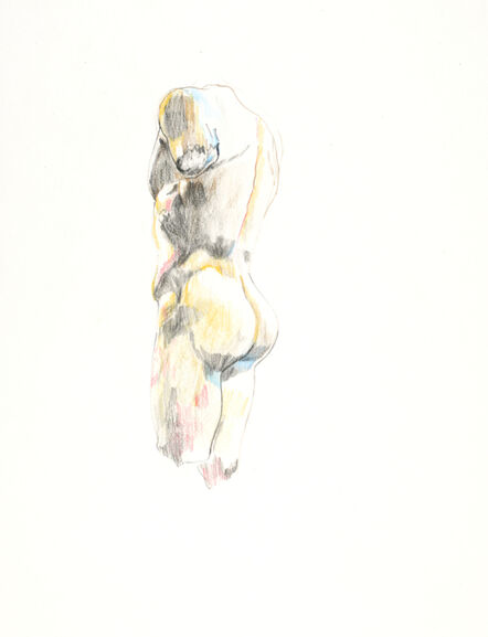 Isabel Nolan, 'Doryphoros I', 2016