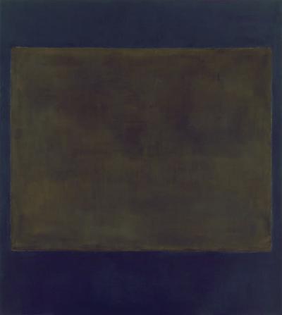 Mark Rothko, 'Untitled (Plum and Dark Brown)', 1964