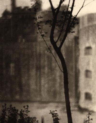 Alvin Langdon Coburn, 'Tower of London', ca. 1904