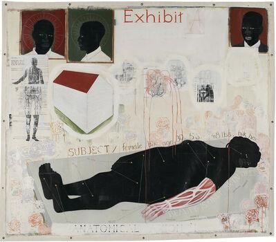 Kerry James Marshall, 'Beauty Examined', 1993