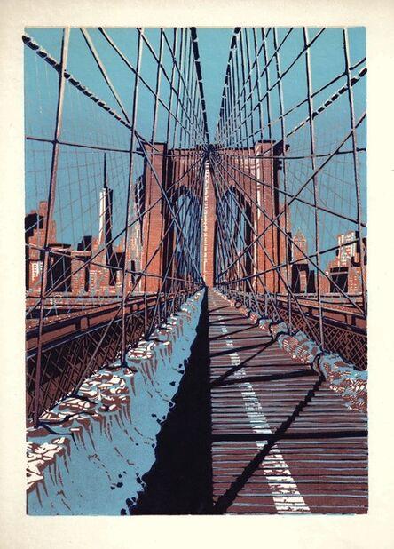 Anne Desmet, '6. Brooklyn Bridge: Afternoon', 2015