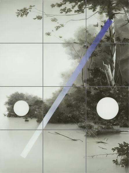 Sam Leach, 'Landscape'