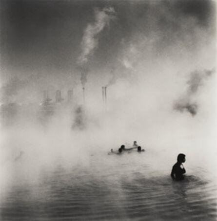 Hiroshi Watanabe, 'Blue Lagoon 2, Iceland', 1999