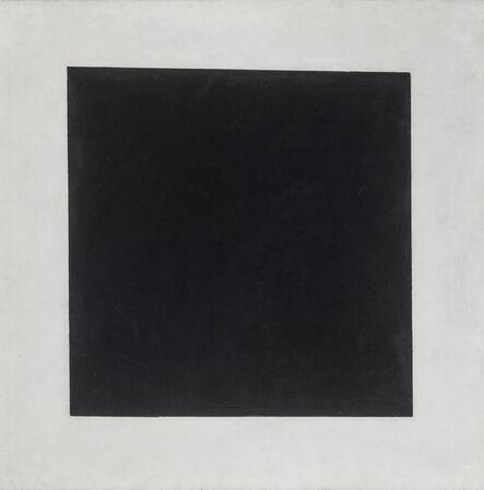Kasimir Severinovich Malevich, 'Black Square,', 1929