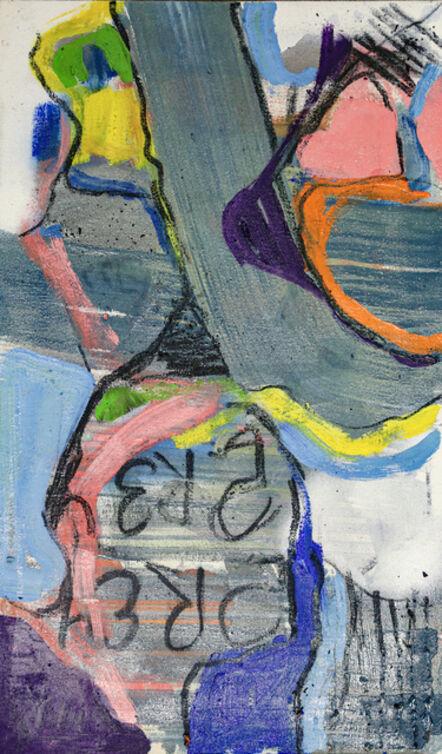 Gresham Tapiwa Nyaude, 'Grey Spaces (Gore 17)', 2021