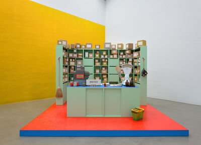Christine Hill, 'Small Business Model', 2011