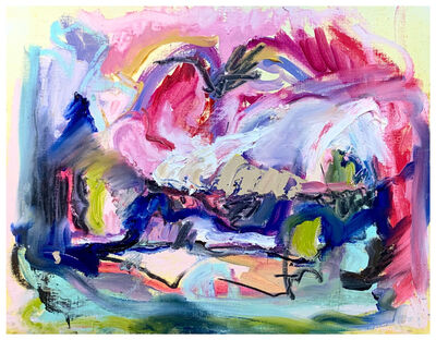 Gail Winbury, 'Looking for Ground', 2020