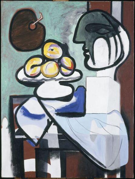 Pablo Picasso, 'Nature Morte: Buste, Coupe et Palette ', March 3-1932