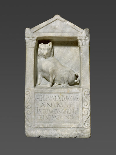 'Grave Stele For Helena', 150 -200