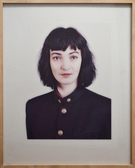 Thomas Ruff, 'Portrait', N/A