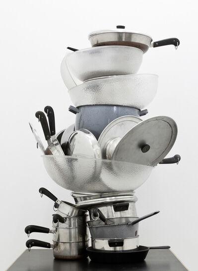 Robert Therrien, 'No title (pots and pans)', 2011