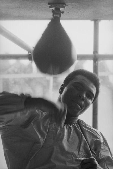 Terry O'Neill, 'Muhammed Ali', 1972
