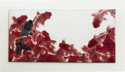 Eri Muranaka, 'Reds and the Black Ⅱ', 2021