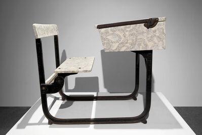 Tom Phillips, 'Humument Desk', 2016