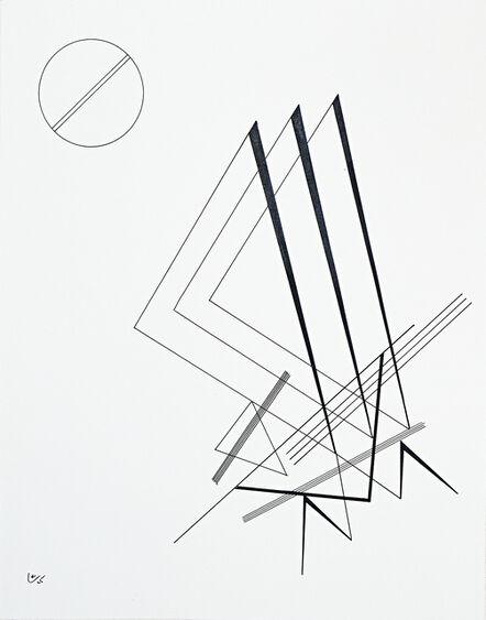 Wassily Kandinsky, 'OHNE TITEL (UNTITLED)', 1925