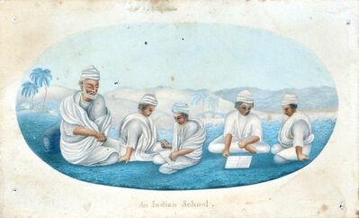 Charles D'Oyly, 'An Indian school'