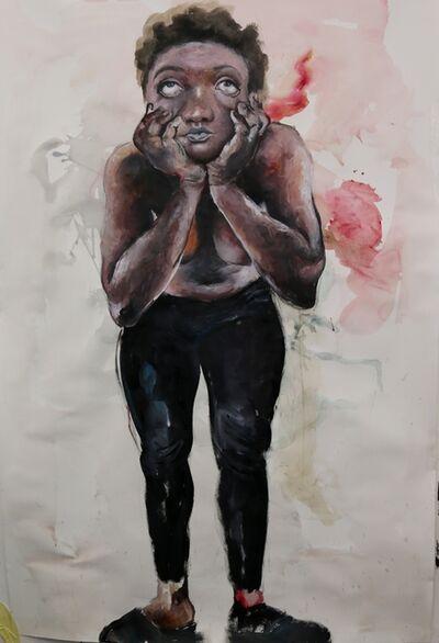 Ndidi Emefiele, 'Toilet Selfie', 2015