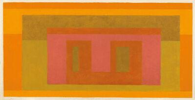 Josef Albers, 'Gay Desert', 1948-1953