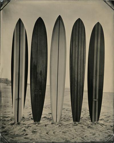 Joni Sternbach, '15.09.13 #4 Big Guns Alone', 2015