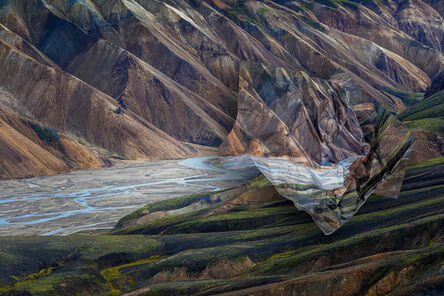 Ingrid Weyland, 'Topographies of Fragility II', 2019