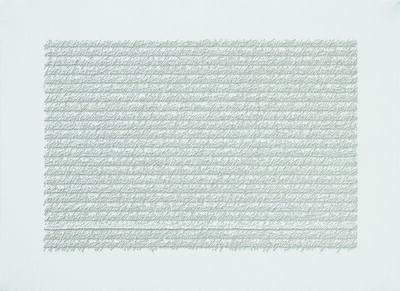 Alessandro Algardi (b. 1945), 'Quattordicesimo testo', 2015