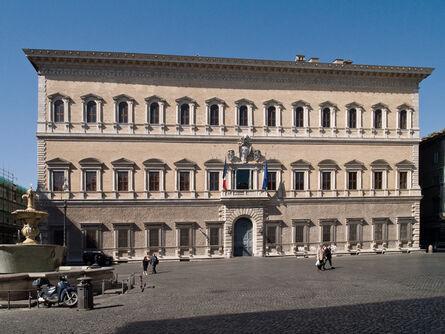 Antonio da Sangallo, 'Palazzo Farnese', 1517-1550
