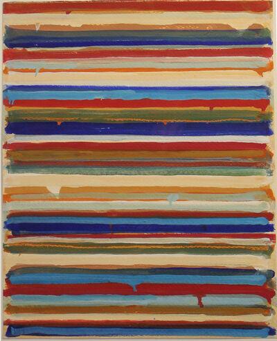 Masaaki Yamada, 'Work C.p 17', 1960