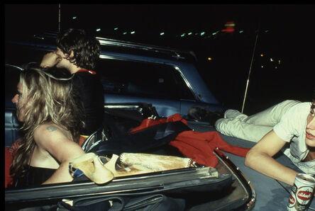 Nan Goldin, 'French Chris at Drive-in, NJ', 1979