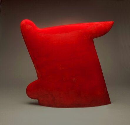 JamesMarshall, 'Red #387'