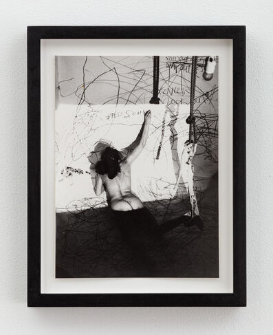 Carolee Schneemann, 'Up To and Including Her Limits (Studiogalerie Berlin)', 1976