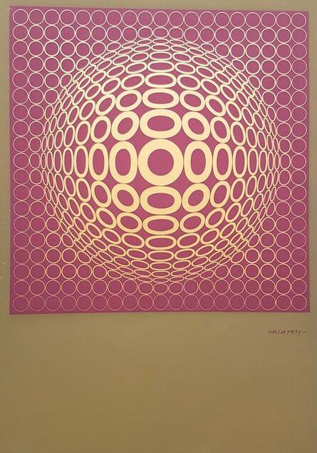 Victor Vasarely, 'Vega-Tuz', 1981