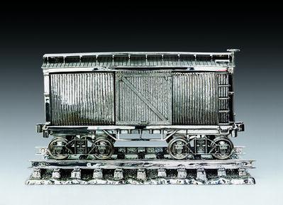 Jeff Koons, 'Jim Beam - Box Car', 1986