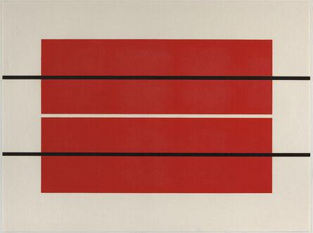 Donald Judd, 'Untitled (Schellmann 197)', 1990