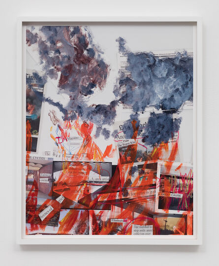 Catherine Opie, 'Mural Study #3 (The Modernist)', 2016