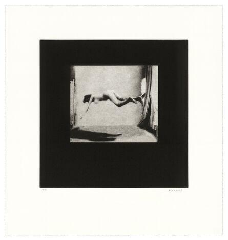 David Lynch, 'Distorted Nude Photogravure #7', 2021