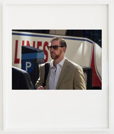 Peter Funch, '42nd and Vanderbilt (2012.06.07 I 08:41:58)', 2017