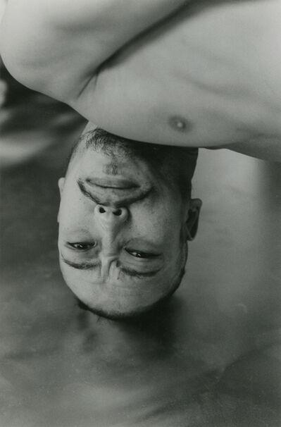 Shomei Tomatsu, 'Blood and Rose, Aka Mare Butoh Performer, 1969', 1969