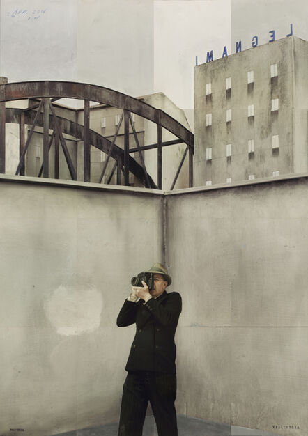 Paolo Ventura, 'Via Emilia 008', 2016
