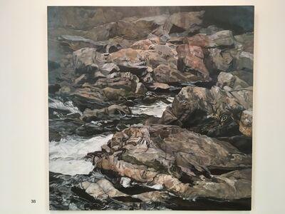 Linda Fisher, 'Cold River II'