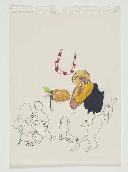 Scoli Acosta, 'Chicken Dinner Magnet', 2011