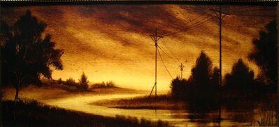 Edward Walton Wilcox, 'Dusk in the Lowlands', 2009