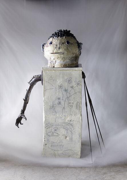 Lee Hun Chung, 'Self portrait', 2015